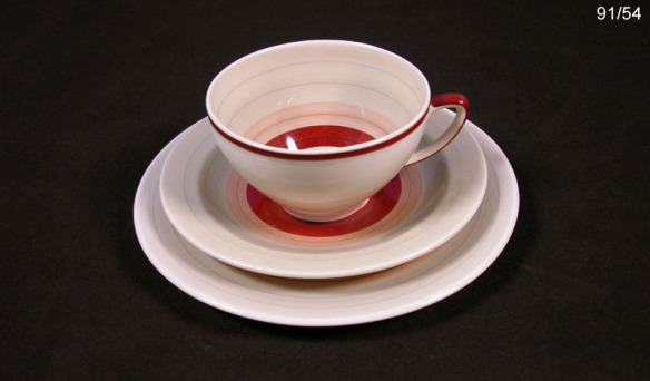 Susie Cooper Cup & Saucer
