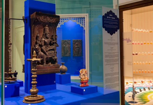 CHANGING DISPLAYS: A Glimpse of India showcases objects from the collection