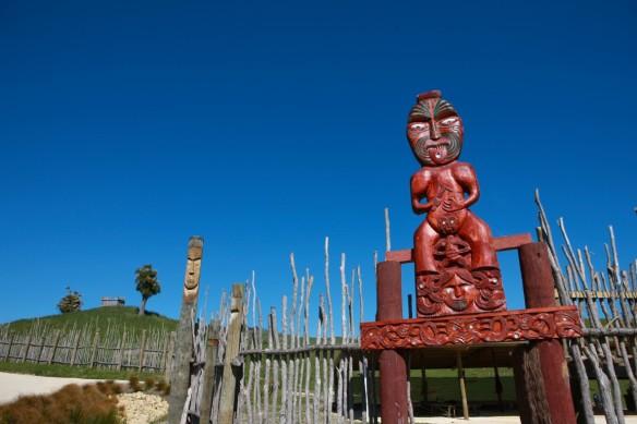 WAAHI TAONGA: Hakikino Pa, Waimarama Photo Credit: HB Tourism with permission from Waimarama Maori Tours