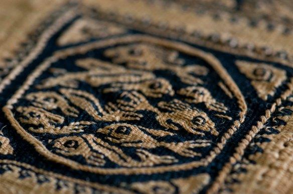 Coptic Textile detail
