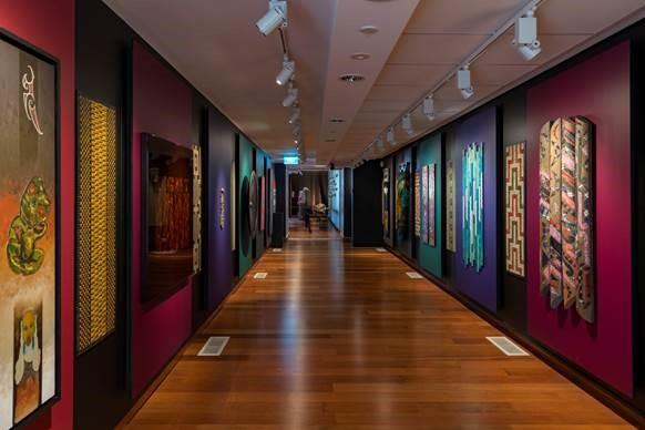 Tuturu - Finalist for Exhibition Excellence - Art